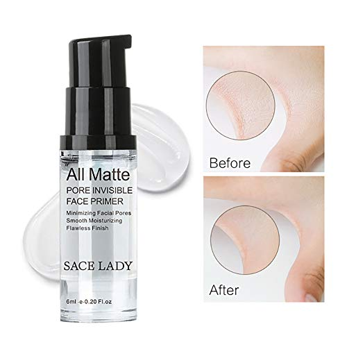 Hilai 1Bottle Foundation Primer maquillaje Mattifying