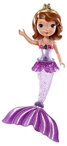 Sofia Das erste Magische Leuchten Mermaid - Disney Jnr