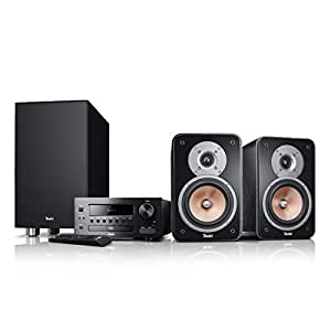 teufel kombo 42 xbe mini stereo anlage in hifi qualit t. Black Bedroom Furniture Sets. Home Design Ideas