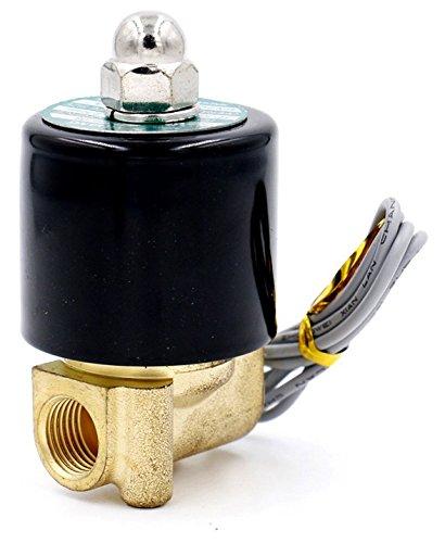 24v-gas-ventil (Woljay Magnetventil 1/4