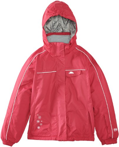 9a3954744 Trespass Girls' Jaya Ski Jacket - Cassis, Size 9/10 - Buy Online in ...