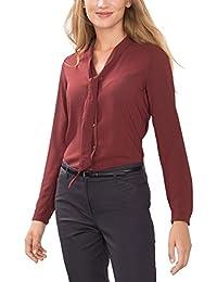 ESPRIT Collection Damen Bluse 096eo1f009