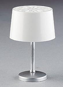 Rülke Holzspielzeug 10429 - Lámpara de Mesa para casa de muñecas (diseño con led)