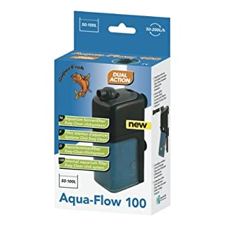 Superfish Aqua-Flow 100 Aquariuminnenfilter 50-200 l/h