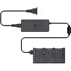 DJI DJ0401 - Estación de carga de baterías múltiple para dron Spark, Part 5 - Color negro