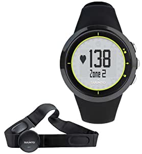 Suunto Men's M2 Watch  Heart Rate Belt - Lime