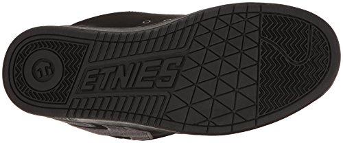 Etnies Herren Fader Sneaker Schwarz (Black/Heather)