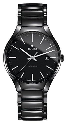 RADO Herren-Armbanduhr 40MM Armband Keramik + GEHÄUSE AUTOMATIK R27056152