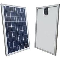 ECO-WORTHY 25W 25 vatios 12 voltios Módulo de panel solar policristalino de batería de rejilla de carga RV barco