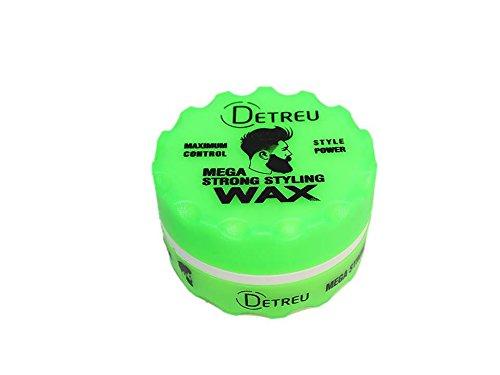 DETREU Mega Strong Matte Wax Titan 140ml