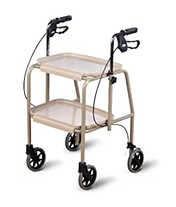 Homecraft Trolley Walker (Eligible for VAT relief in the UK)