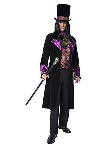 Couples Mixtes Costumes - Déguisement Halloween Adulte conte gothique '800Déguisement Smiffy