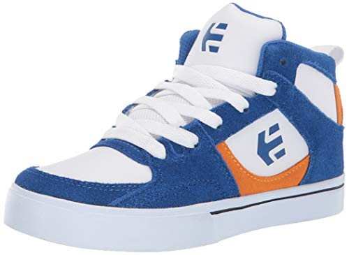 Etnies Kids Harrison Ht, Scarpe da Skateboard Unisex-Bambini, Blu (Royal/Orange/White 457), 34.5 EU