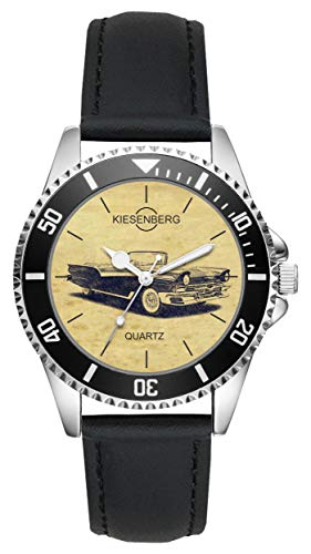 Geschenk für Ford Fairline Sunliner Convertible Oldtimer Fahrer Fans Kiesenberg Uhr L-6441