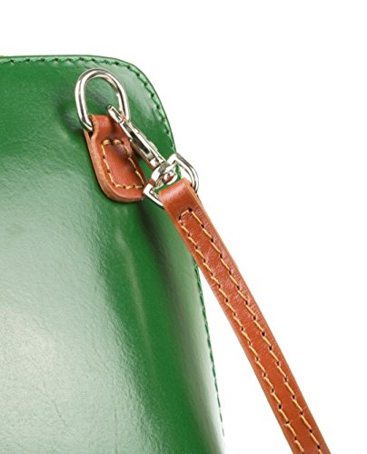 BagStore - Cross-Body donna Green / Brown