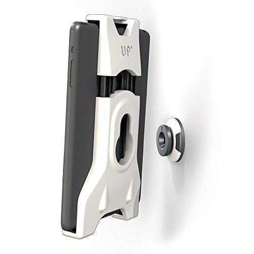 Sentivus ® universal Tablet Halterung / Wandhalterung für Tablets (von 7' bis 12' Zoll) - frei verstellbar - Farbe: Weiß