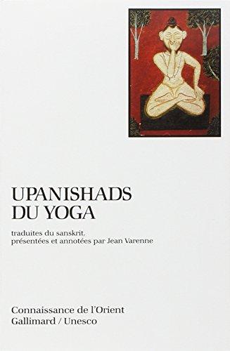 Upanishads du yoga par Jean Varenne
