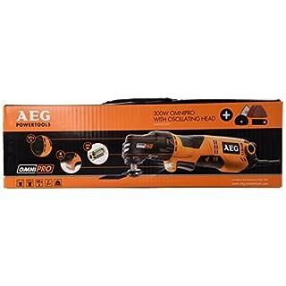 AEG Omni 300 Power Multitool