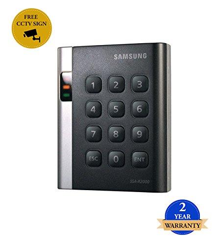 SS220 - SAMSUNG SSA-R2001 PROXIMITY MIFARE SMART CARD EM & PIN READER CCTV-SICHERHEIT KEYPAD - Proximity Card Reader