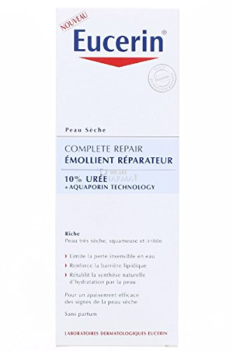 Eucerin Complete Repair Emollient Lotion 10{836791848cd8bd10f4a2207282eb34798c4768984476ddc9d9b63bd805cae0ae} Urea 250 ml