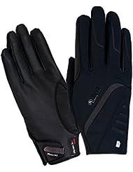 Roeckl Guanti GmbH & Co. Inverno Guanti da equitazione Willow NERO, nero