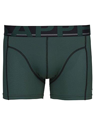 SAPPH Herren Boxershorts Micro 2-pack - Grün Grün