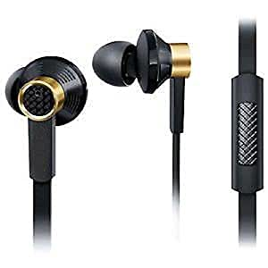 Jiyanshi Wired Headphone / Earphone / Stereo Headphone (Black) with Super Sound 3.5MM Jack Compatible For iBall Andi 4D i+