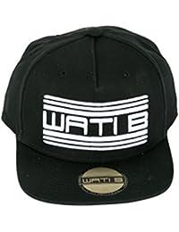 Casquette Wati B Core Pinch SB Black White e16 - Wati B