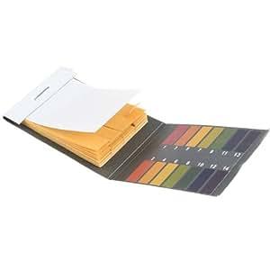 lackmuspapier 400 ph wert teststreifen f r zu hause schule und labor k che haushalt. Black Bedroom Furniture Sets. Home Design Ideas