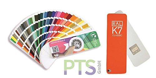 Linea Natura Colore RAL | RAL K7Classic | Farbfächer | farbfinder | 2017Nuovo