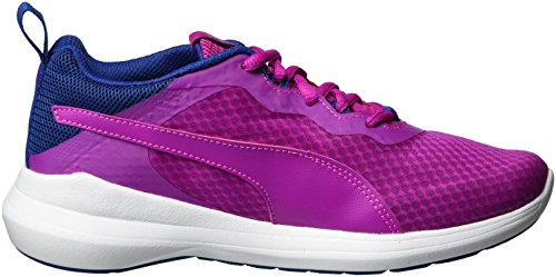 Puma Unisex-Kinder Pacer Evo Jr Low-Top Pink (ultra magenta-ultra magenta 03)
