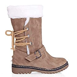 Zapatos Invierno Mujer...