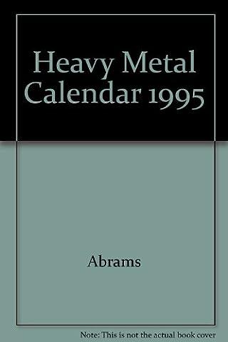 Heavy Metal Calendar 1995