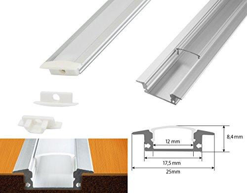 led-schiene-aluminium-boden-decke-wand-unterputz-durchsichtig-abdeckung-transparent-profil-d