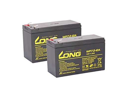Preisvergleich Produktbild USV Akkusatz kompatibel APC Smart-UPS 700 VA SU600I RBC5 RBC 5 Batterie Ersatz
