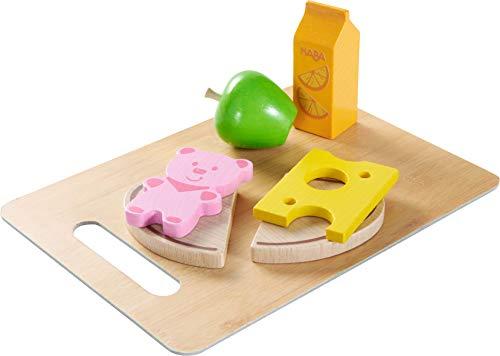 HABA 304266 - Frühstücks-Set Guten Morgen; Zubehör für Kaufladen und Kinderküche mit Brot, Preisvergleich