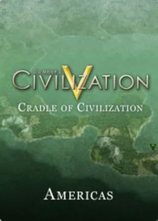 Sid Meier's Civilization V: Cradle of Civilization - The Americas [Online Game Code]