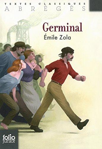 Germinal (version abrégée) (Folio Junior Textes classiques t. 1739) par Émile Zola