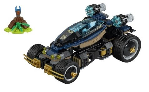 Preisvergleich Produktbild LEGO 70625 - Samurai Turbomobil OHNE FIGUREN