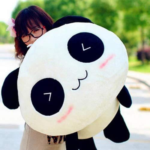 Steellwingsf Kawaii lindo peluche muñeca juguete animal gigante Panda almohada suave relleno Bolster regalo, ver imagen, 45 cm
