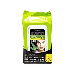 Make up Cleansing Tissues 60CT (GREEN TEA)