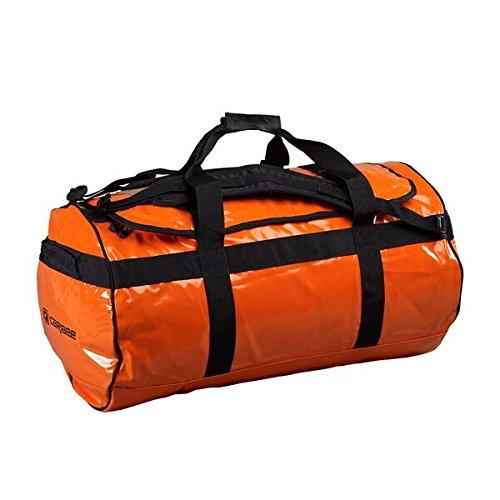 caribee-kokoda-sac-polochon-90-l-orange