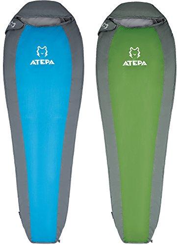 ATEPA Compact 800 Saco dormir ultraligero