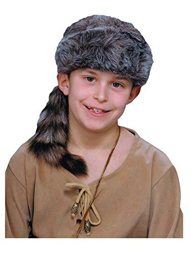 Coonskin Cap Kids Hat by Jacobson Hat Company