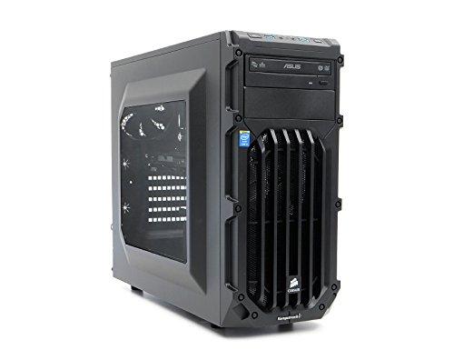 Komputronik Sensilo MR-300 [E021] Desktop-PC (Intel Core-i5-4460, 8GB RAM, 1TB HDD, NVIDIA, DVD+/-RW, DOS)