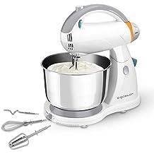 Aigostar Sourdough 30HLZ - Robot de cocina 2 en 1: robot de sobremesa multifunción y