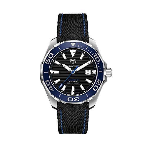 TAG Heuer Aquaracer Homme 43mm Noir Automatique Montre WAY201C.FC6395