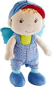 HABA 304104 Accesorio para muñecas - Accesorios para muñecas, Polyester, Girl, 110 mm, 120 g