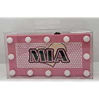 MIA Childrens LED Personalised Name In Lights room Sign