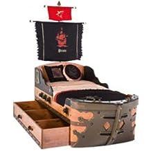 Kinderbett piratenschiff  Suchergebnis auf Amazon.de für: piratenschiff Bett